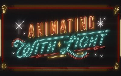 Animating With Light