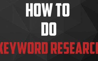 How To Do Keyword Research For SEO & Ranking On Google
