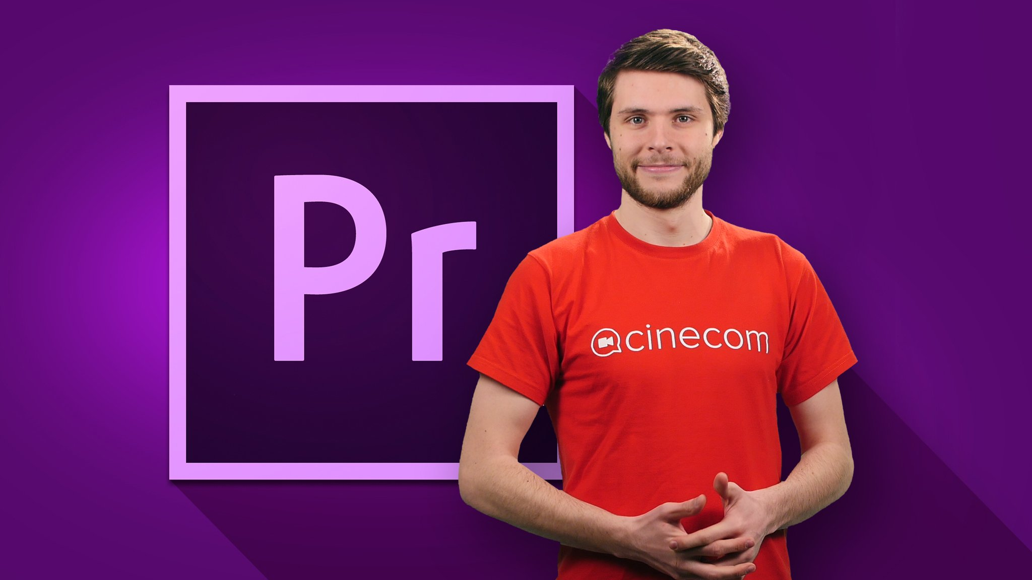 Learn Video Editing with Premiere Pro CC for beginners